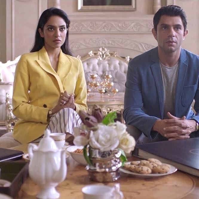 Arjun Mathur and Sobhita Dhulipala in Made in Heaven (2019)