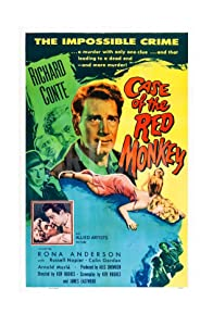 Primary photo for The Case of the Red Monkey
