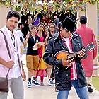 Ali and Allu Arjun in S/O Satyamurthy (2015)