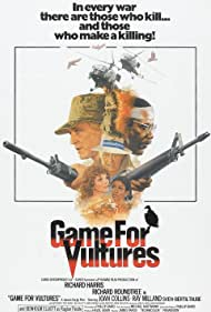 Game for Vultures Poster - Movie Forum, Cast, Reviews