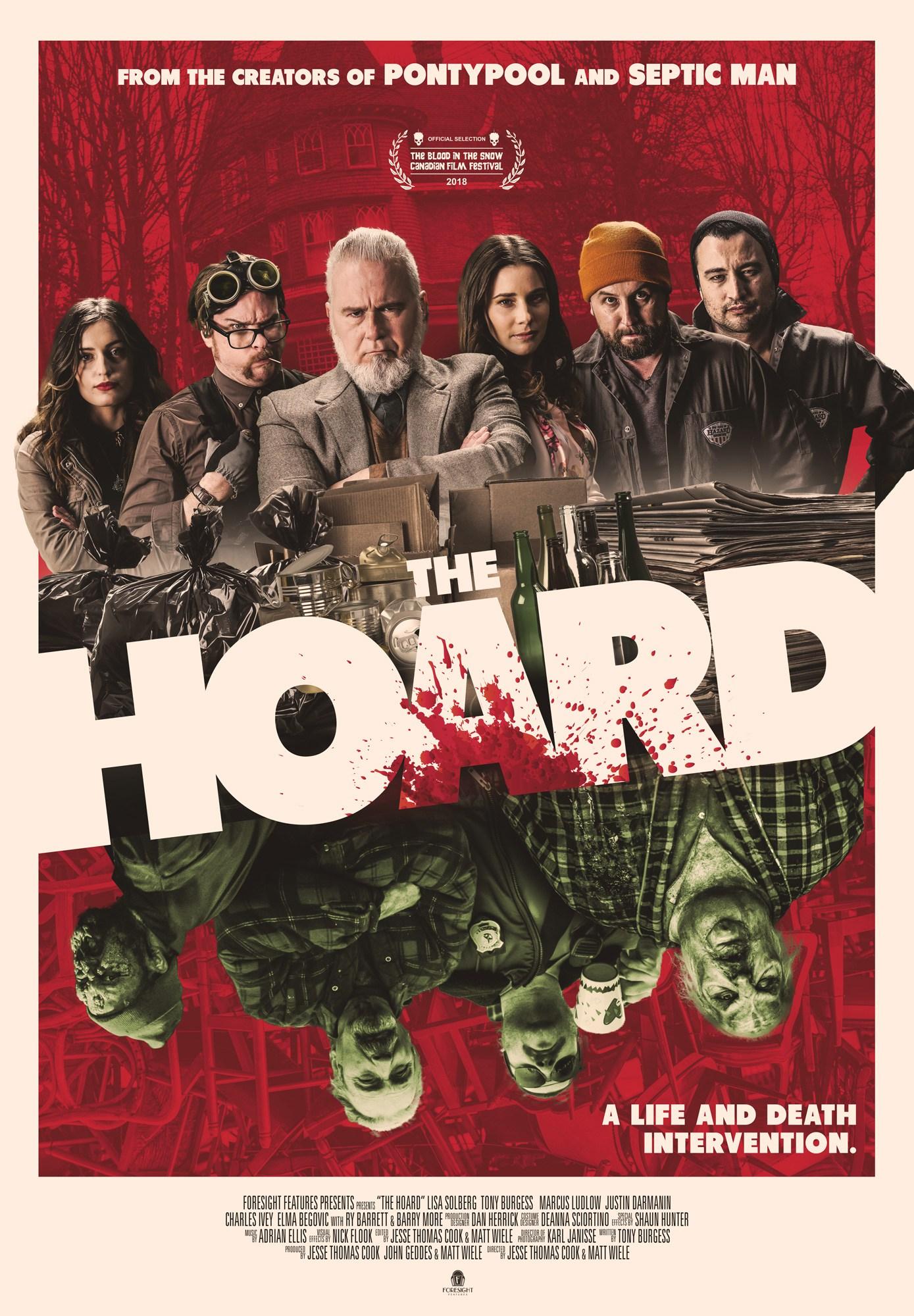 The Hoard (2018) WEBRip 720p & 1080p