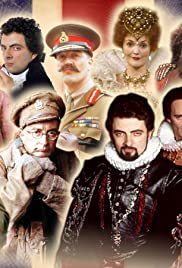 Blackadder Exclusive: The Whole Rotten Saga Poster