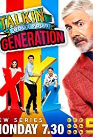 Talkin' 'Bout Your Generation Poster