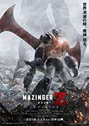 Mazinger Z: Infinity 2017 Subtitle Indonesia Bluray 480p & 720p
