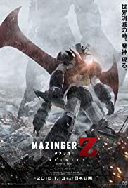 Mazinger Z: Infinity (2017) 1080p