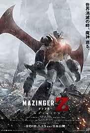 Watch Movie Mazinger Z: Infinity (2017)