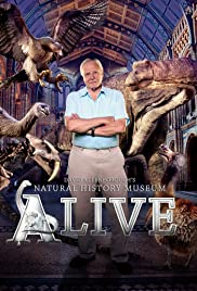 David Attenborough's Natural History Museum Alive Poster