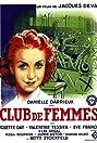 Club de femmes (1936) Poster