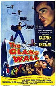 Movie websites download The Glass Wall [480i]