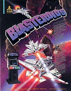 Latest online movie downloads Blasteroids USA [pixels]