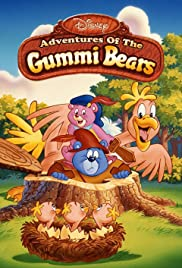 Adventures of the Gummi Bears Poster
