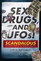 Scandalous: The True Story of the National Enquirer (2019) Poster