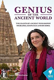 Bettany Hughes in Genius of the Ancient World (2015)