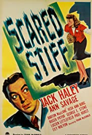Scared Stiff(1945) Poster - Movie Forum, Cast, Reviews