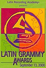 The 1st Annual Latin Grammy Awards Poster