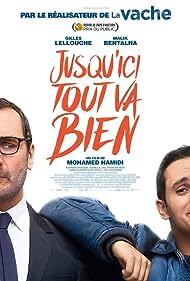 Gilles Lellouche and Malik Bentalha in Jusqu'ici tout va bien (2019)