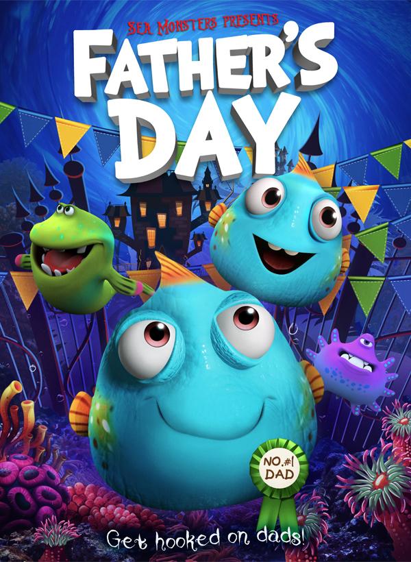 Tėčio diena (2019) / Fathers Day