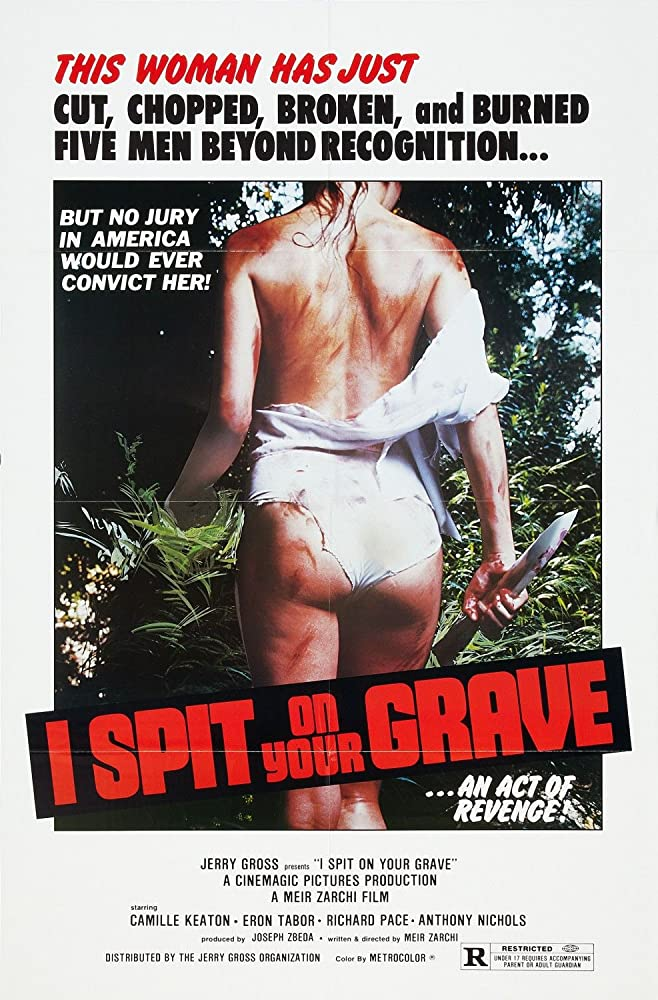 18+ I Spit on Your Grave 1978 Hindi Dual Audio 370MB UNRATED BluRay ESubs