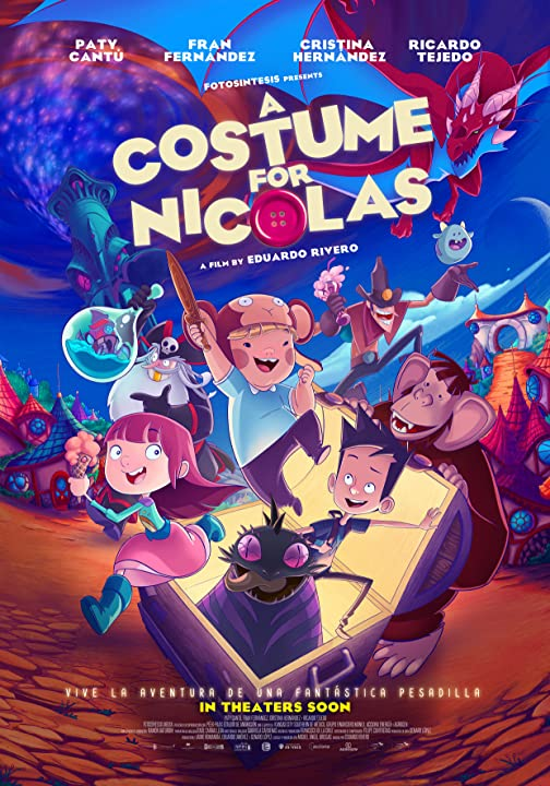 A Costume for Nicolas (2020)