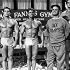 Peter Lupus and Don Rickles in Muscle Beach Party (1964)