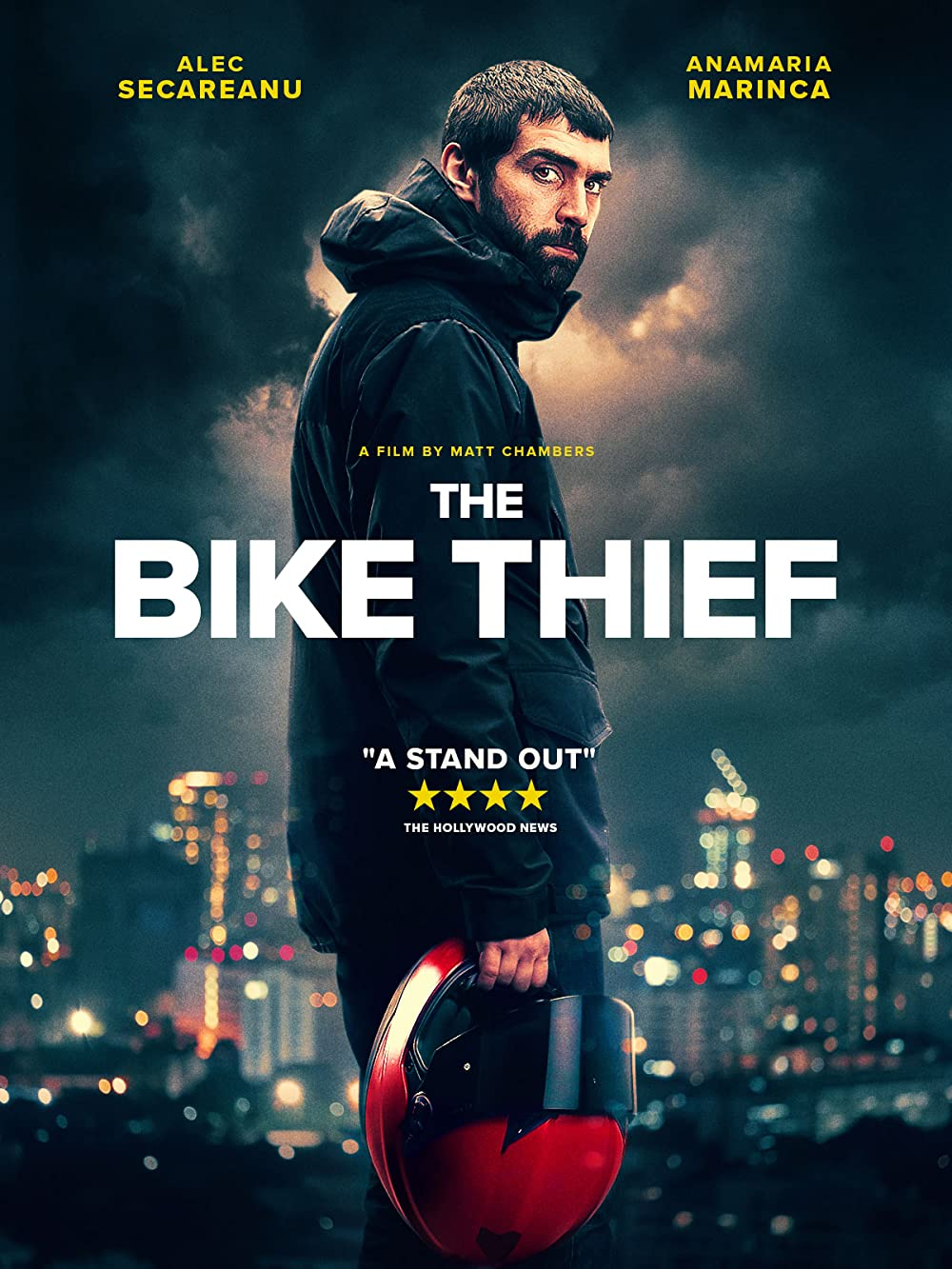 The Bike Thief 2021 English 720p HDRip 800MB Download