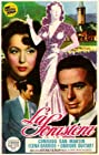 La forastera (1952) Poster