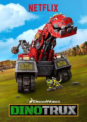 恐龍機械 | awwrated | 你的 Netflix 避雷好幫手!