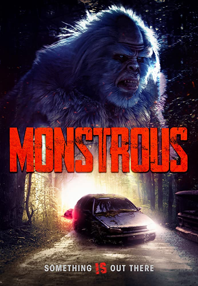 Monstrous 2020 English 300MB HDRip Download