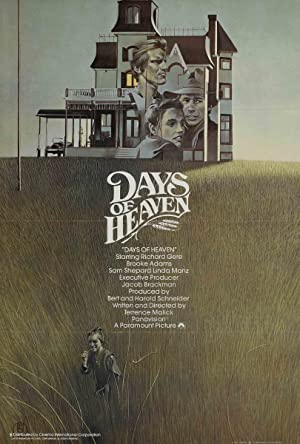 Days of Heaven Poster Image