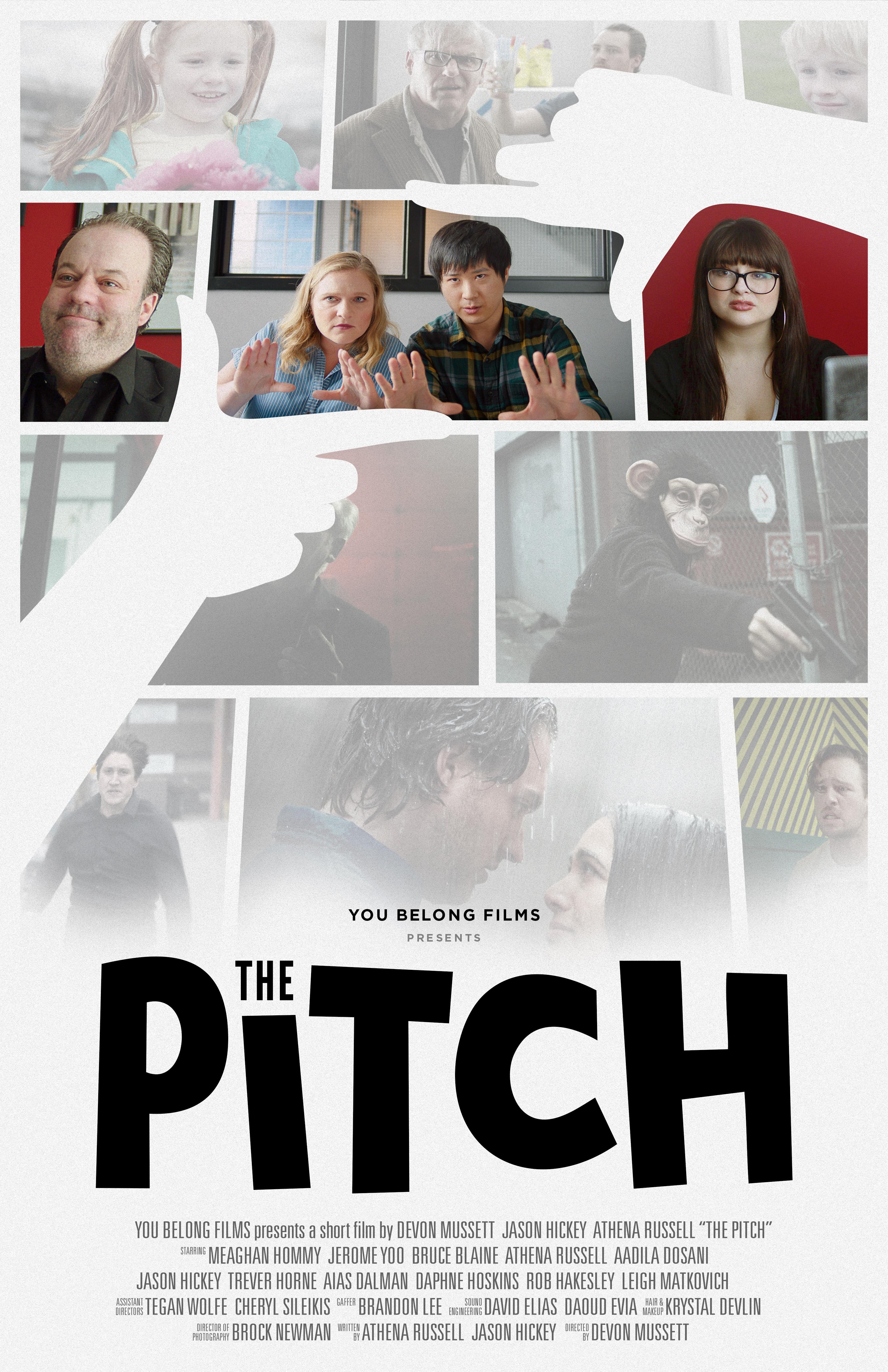 The Pitch (2018) - IMDb