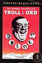 Troll i ord (1954) Poster