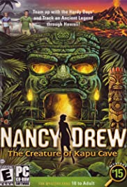 Nancy Drew: The Creature of Kapu Cave Poster
