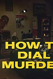 How to Dial a Murder Poster