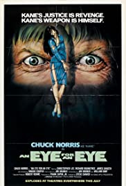 An Eye for an Eye (1981) Poster - Movie Forum, Cast, Reviews