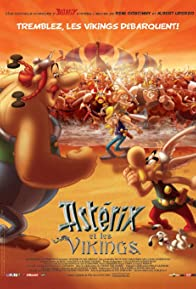 Primary photo for Asterix and the Vikings