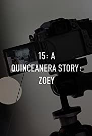 15: A Quinceañera Story Poster
