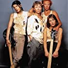 Jutta Hoffmann, Nicolette Krebitz, Katja Riemann, and Jasmin Tabatabai in Bandits (1997)