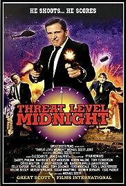 Threat Level Midnight: The Movie Poster