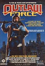 Outlaw Force Poster