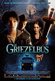 Serge Price, Jim van der Panne, and Lisa Smit in De griezelbus (2005)