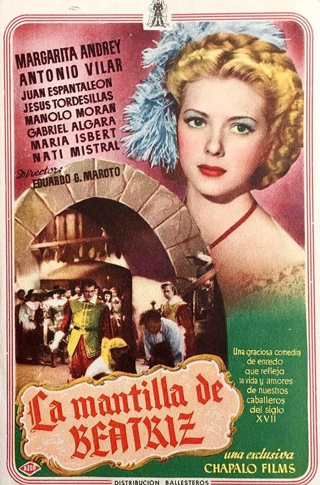 La mantilla de Beatriz (1946)