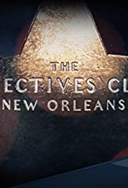 The Detectives Club: New Orleans Poster