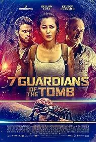 Kelsey Grammer, Bingbing Li, and Kellan Lutz in 7 Guardians of the Tomb (2018)