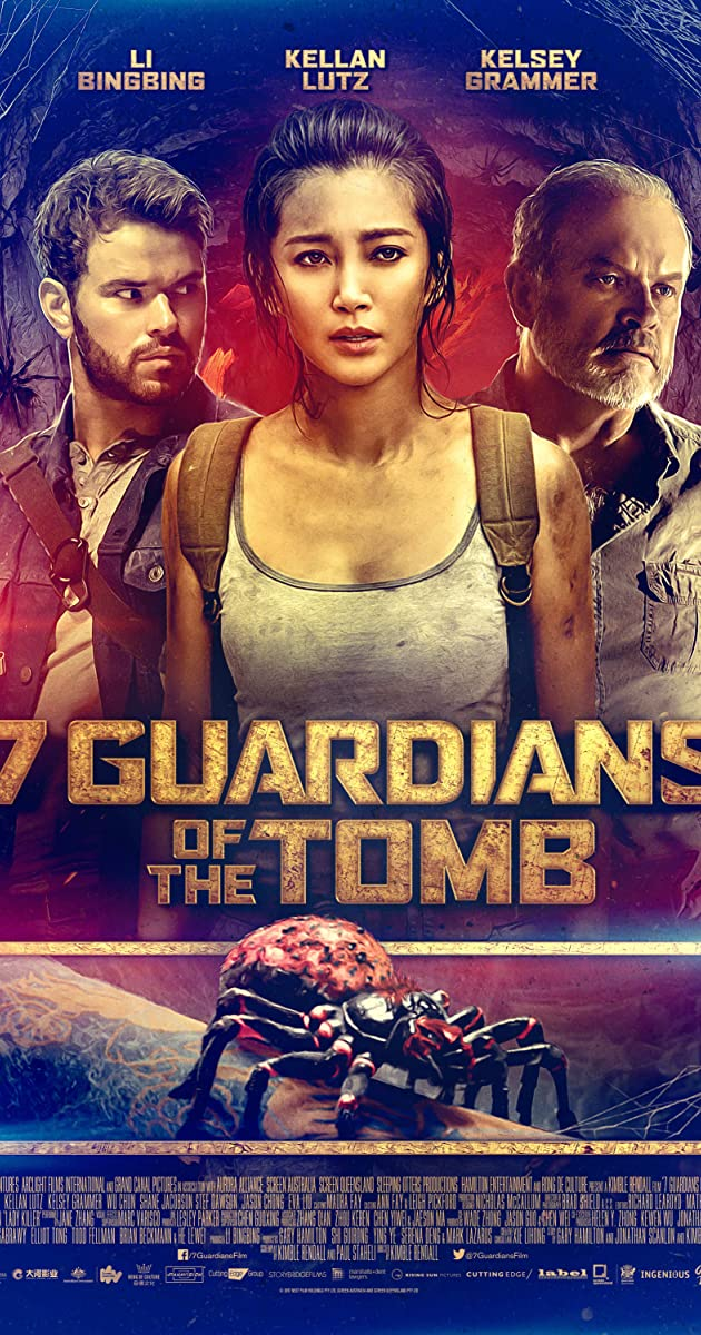 acdc1b7d 7 Guardians of the Tomb (2018) - 7 Guardians of the Tomb (2018 ...