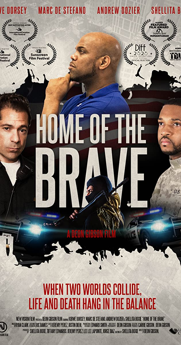 image poster from imdb - Home of the Brave (2020) • Movie