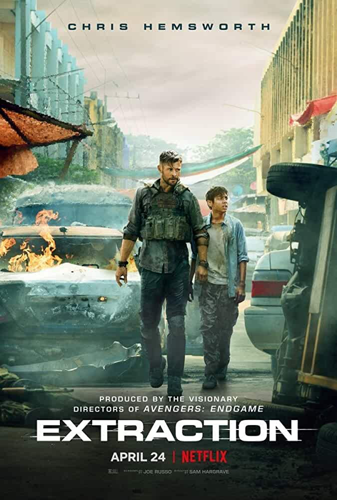 Extraction (2020) Hindi Dubbed