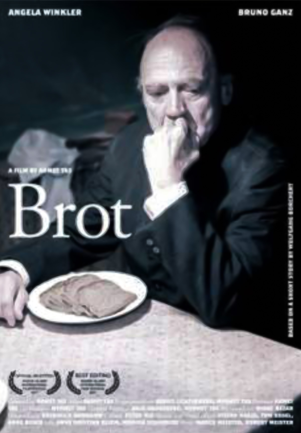 Bruno Ganz - the lord of the ring best actor in Germany 86