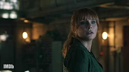 Chris Pratt and Bryce Dallas Howard Get Into Sequel Shape
