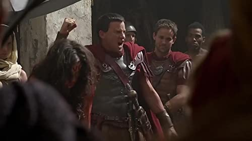Spartacus Blood and Sand