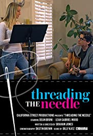 Threading the Needle Poster
